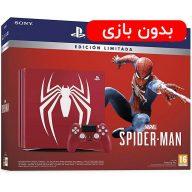 پلی استیشن ۴ پرو باندل Spider-Man بدون بازی | یک ترابایت