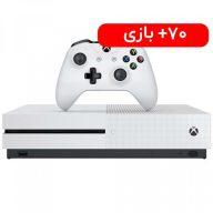 Xbox One S 3TB - نسخه دیجیتال - دارای بیش از ۷۰ بازی