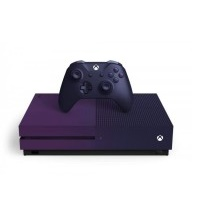 Xbox One S 1TB - طرح Gradient Purple Limited Edition